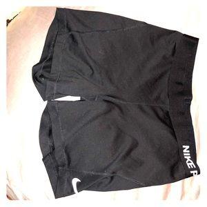 Nike bike shorts